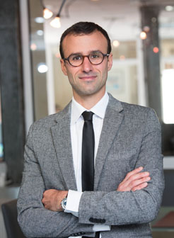 Lionel Lefebvre - avocat spécialiste de la franchise