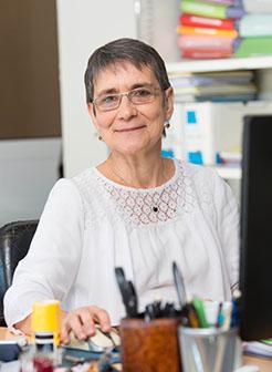 Maryvonne Robineau - Assistante juridique en franchise