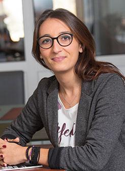 Sarah Bensoussan - Assistante juridique en franchise