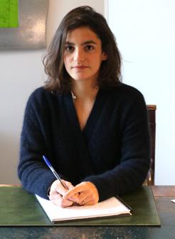 Marina Desgrées du Loû